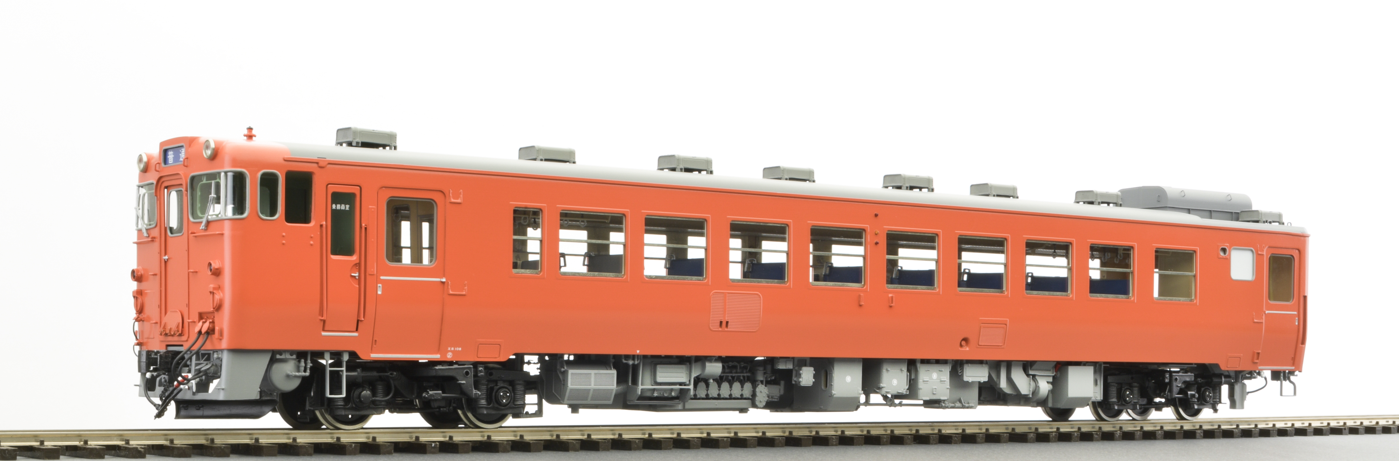 国鉄キハ48形 気動車500番台