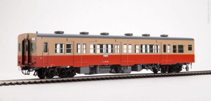 国鉄キハ35系気動車