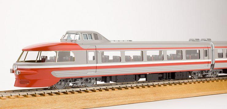 小田急3100形 NSE ロマンスカー