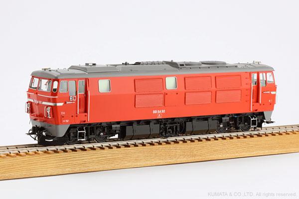 国鉄 DD54形 ディーゼル機関車
