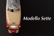 本物の質感・高級感を追求するモデッロ・セッテ