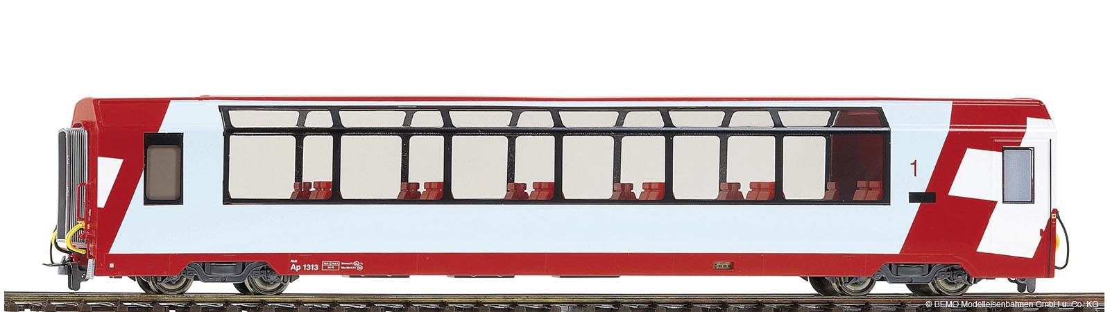#3259 114 RhB Ap 1314 Panoramawagen 1 Klasse ¥15,000