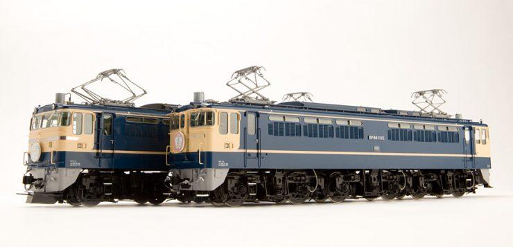 国鉄EF65形電気機関車。500番台/1100番台