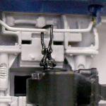 2エンド 双頭連結器のディテール。